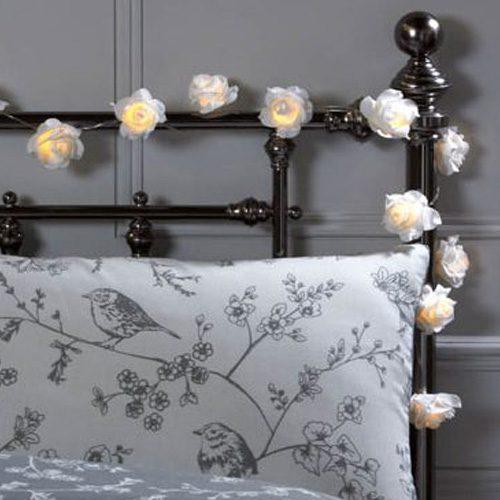 rose string lights
