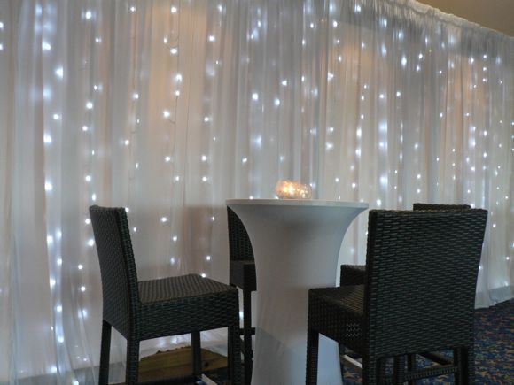 Stunning Fairy Light Curtains Nz The Light Lady