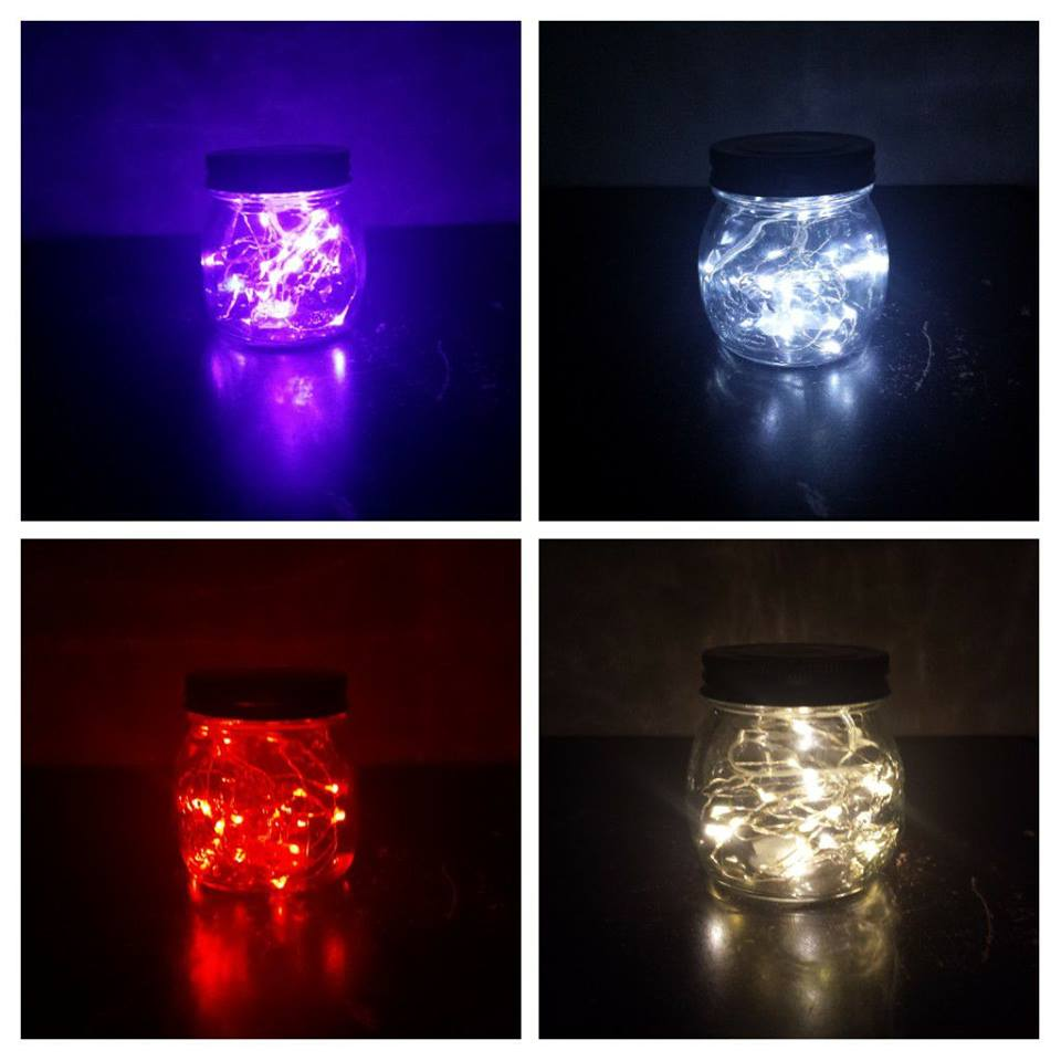 String Lights Nz: Battery Operated Seed Lights