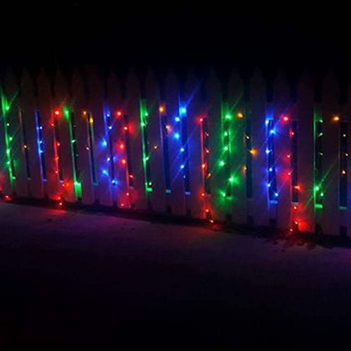 waterproof icicle lights